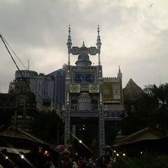 Photo taken at Masjid Tiban Turen by Andhika P. on 12/30/2012