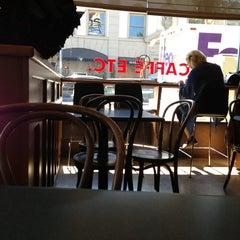Photo taken at Caffe Etc. by JoJo P. on 7/17/2013