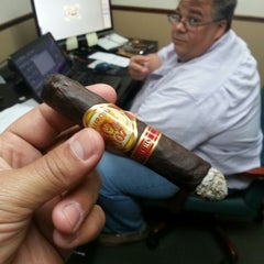 Photo taken at Miami Cigar & Company by Alvio D. on 6/6/2013