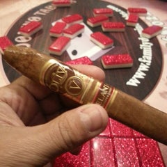 Photo taken at The Neighborhood Humidor by Alvio D. on 2/26/2014