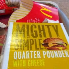 Photo taken at McDonald's by Gina Z. on 2/4/2014