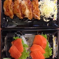 Photo taken at Oishi Ramen (โออิชิ ราเมน) by Junt L. on 8/3/2015
