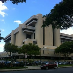 Photo taken at Prince Jonah Kuhio Federal Building by Steve R. on 9/22/2012
