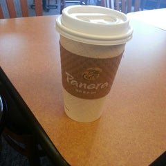 Photo taken at Panera Bread by Chelsea O. on 10/15/2013