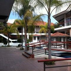 Photo taken at Plaza Bonita by Luis Edwardo V. on 1/11/2013