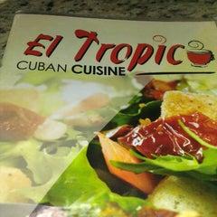 Photo taken at El Tropico Restaurant by Dmitry M. on 7/9/2013