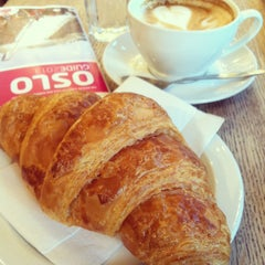 Photo taken at Kaffebrenneriet by VioLa L. on 10/15/2013