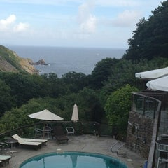 Photo taken at The Cove Cornwall by Grant S. on 7/25/2013