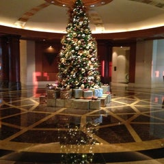 Photo taken at Mandarin Oriental, Washington D.C. by Anna S. on 12/19/2012