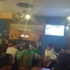 Photo taken at Bar Agora by Carlos F. on 5/22/2015