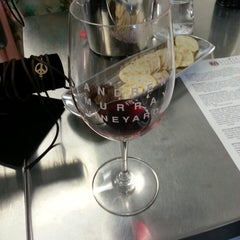 Photo taken at Andrew Murray Vineyards Tasting Room by Sabrina E. on 4/20/2013