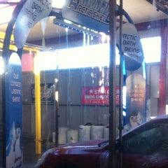 Photo taken at Prestige Auto Wash & Automotive by Conrad & Jenn R. on 1/23/2015