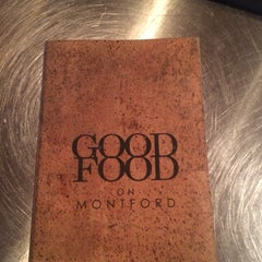 Photo taken at Good Food on Montford by CeCe M. on 5/28/2015