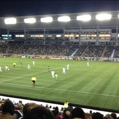 Photo taken at StubHub Center by AJ D. on 5/27/2013