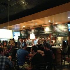 Photo taken at Village Burger Bar by Micah H. on 6/23/2013