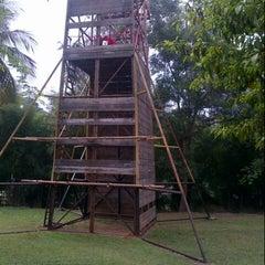 Photo taken at Graha Wisata Pramuka by Egi W. on 10/27/2012