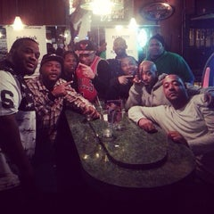 Photo taken at Cookies Lounge by Monte J. on 10/24/2014