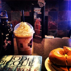 Photo taken at It's A Grind Coffee House by Sarah S. on 1/21/2013