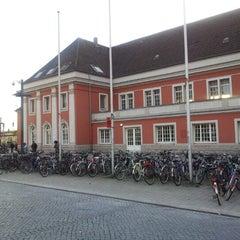 Photo taken at Bahnhof Hamm (Westfalen) by Marco on 10/22/2012