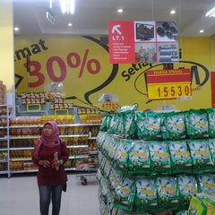 Photo taken at Carrefour by Danny W. on 3/29/2013