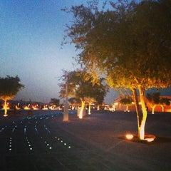 Photo taken at Katara Cultural & Heritage Village   كتارا by arisa أ. on 2/10/2013