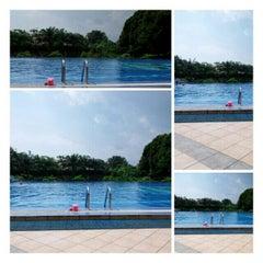 Photo taken at Kolam Renang Sukajadi by Subandi M. on 9/30/2012