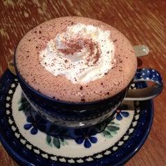 Photo taken at Gryphon Café by Janet L. on 3/14/2015