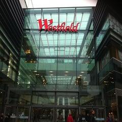 Photo taken at Westfield Stratford City by Hayrettin G. on 10/25/2012