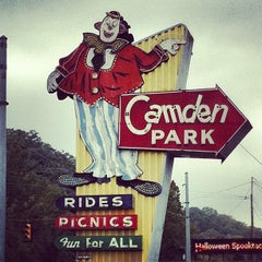 Photo taken at Camden Park by Mike M. on 10/7/2012