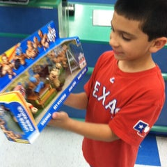 """Photo taken at Toys""""R""""Us by Aaron J. on 4/19/2014"""