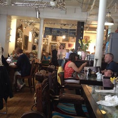 Photo taken at Harlem Café by Victoria R. on 6/14/2014