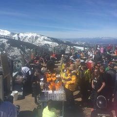 Photo taken at Cloud Nine Alpine Bistro by courtney on 3/15/2015