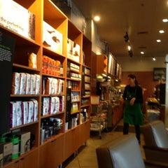 Photo taken at Starbucks by Karen L. on 11/11/2012