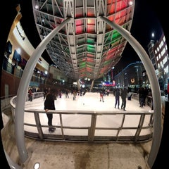 Photo taken at Silver Spring Ice Rink at Veterans Plaza by Mike L. on 12/26/2012