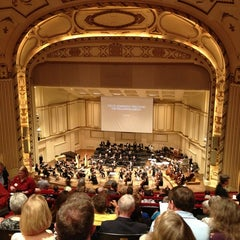 Photo taken at Powell Hall by Jesse M. on 6/9/2013