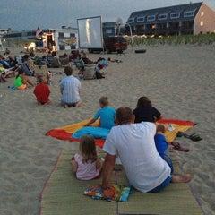 Photo taken at Dagsworthy St. Beach by Margaret on 6/25/2013