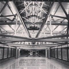 Photo taken at Aeropuerto Internacional La Aurora (GUA) by Pau B. on 2/3/2013