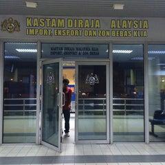 Photo taken at Jabatan Kastam Diraja Malaysia by Azmi N. on 9/10/2014