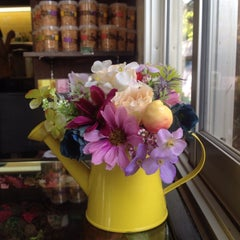 Photo taken at Café Amazon (คาเฟ่ อเมซอน) by Tipa P. on 3/28/2015