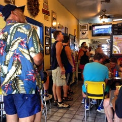 Photo taken at Kohala Burger & Taco by Karen F. on 8/10/2014