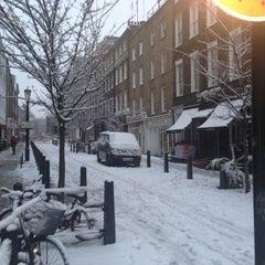 Photo taken at Lambs Conduit Street by Rune S. on 1/20/2013