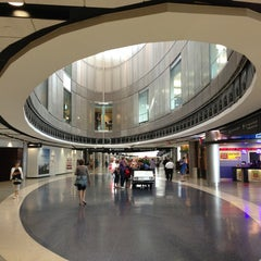 Photo taken at George Bush Intercontinental Airport (IAH) by Christel A. on 7/24/2013