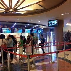 Photo taken at TGV Cinemas by Eizuwan E. on 5/27/2013