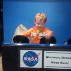 Photo taken at Discovery Museum Science & Space Center by Carl M. on 12/29/2013