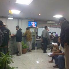 Photo taken at Bank Jateng Cabang Klaten by Adjie E. on 12/23/2013