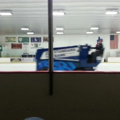 Photo taken at Southwest Ice Arena by Chris K. on 1/12/2013