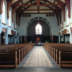 Photo taken at St Mary's Cathedral by Victor P. on 2/13/2013