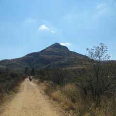 Photo taken at Cerro del Picacho by Cesar C. on 2/16/2013
