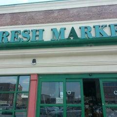 Photo taken at Fresh Market by Steve J. on 8/30/2013