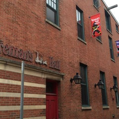 Photo taken at Fireman's Hall Museum by Alexis T. on 4/7/2015